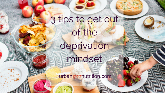 3 tips to get out of the deprivation mindset
